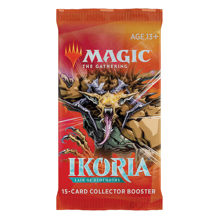 MTG Booster Pack Collector : Ikoria Lair of Behemoths (IKO)