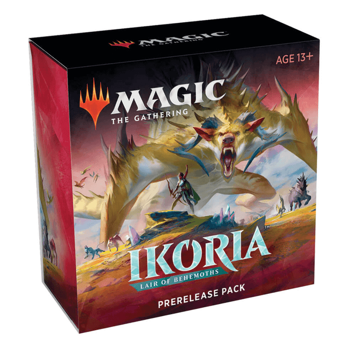 MTG Prerelease Pack : Ikoria Lair of Behemoths (IKO)