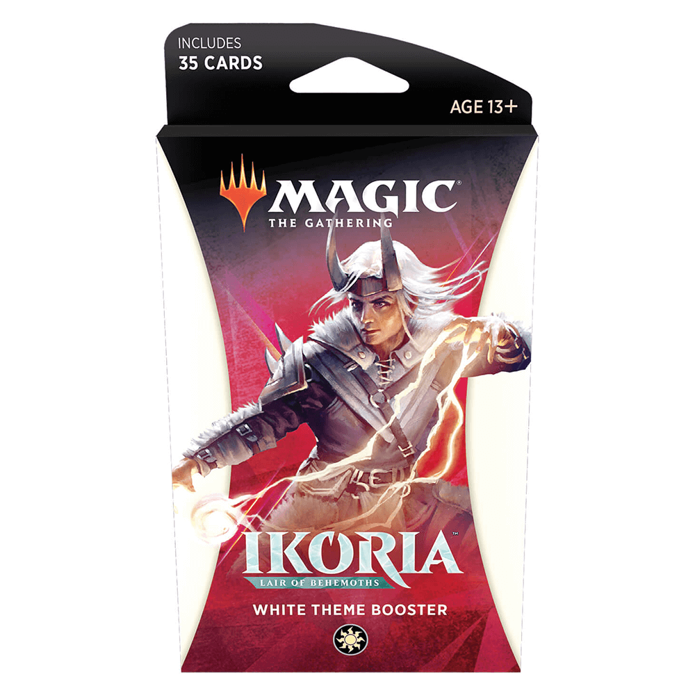 MTG Booster Pack Theme : Ikoria Lair of Behemoths (IKO) White