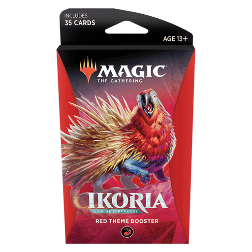 MTG Booster Pack Themed : Ikoria Lair of Behemoths (IKO) Red