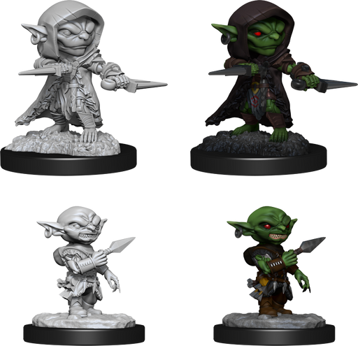 Mini - Pathfinder Deep Cuts : Goblin Rogue (Male)