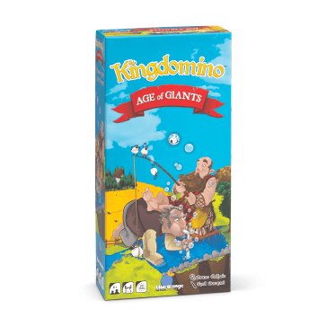Kingdomino Expansion : Age of Giants