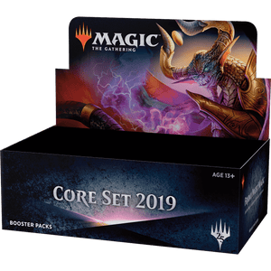 MTG Booster Box (36ct) Core Set 2019 (M19)