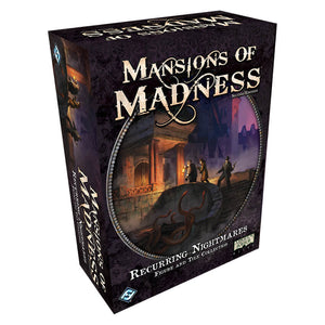 Mansions of Madness (2nd ed) Expansion : Recurring Nightmares