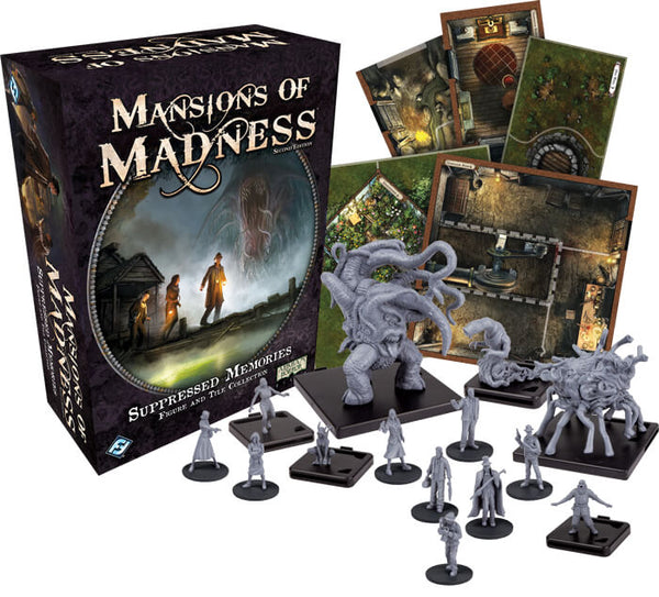 Mansions of Madness (2nd ed) Expansion : Suppressed Memories