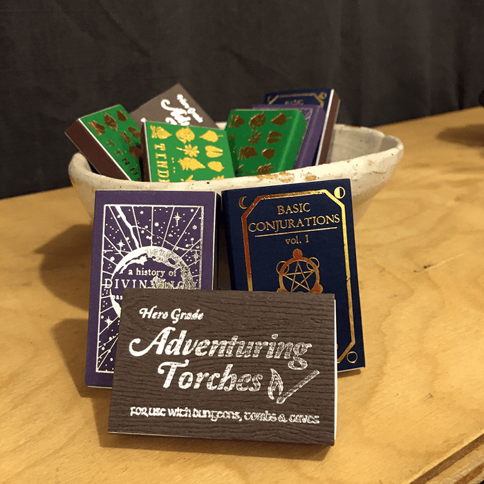 Cantrip Matches (Assorted)