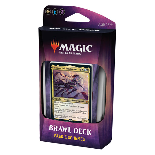 MTG Brawl Throne of Eldraine : Faerie Schemes (WUB)