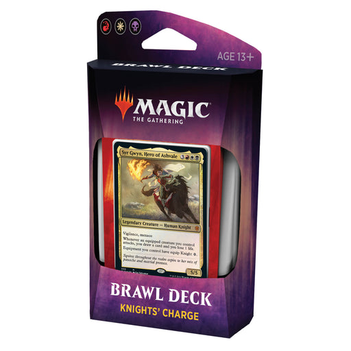 MTG Brawl Throne of Eldraine : Knights' Charge (RWB)