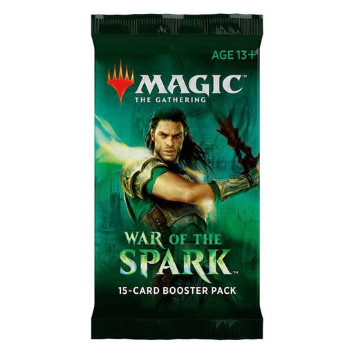 MTG Booster Pack Draft : War of the Spark (WAR)
