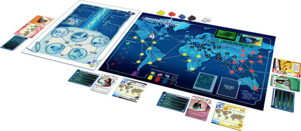Pandemic Expansion : In the Lab