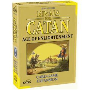Catan Rivals for Catan Expansion : Age of Enlightenment