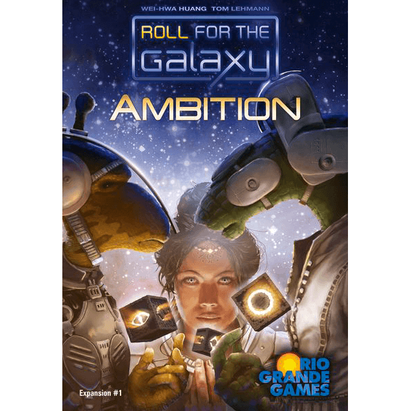 Roll For the Galaxy Expansion : Ambition Expansion
