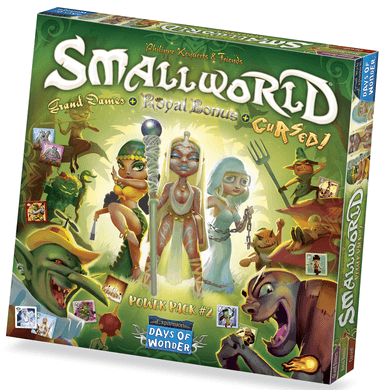 Small World Expansion : Power Pack #2