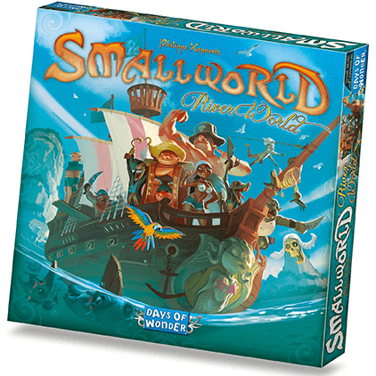 Small World Expansion : River World