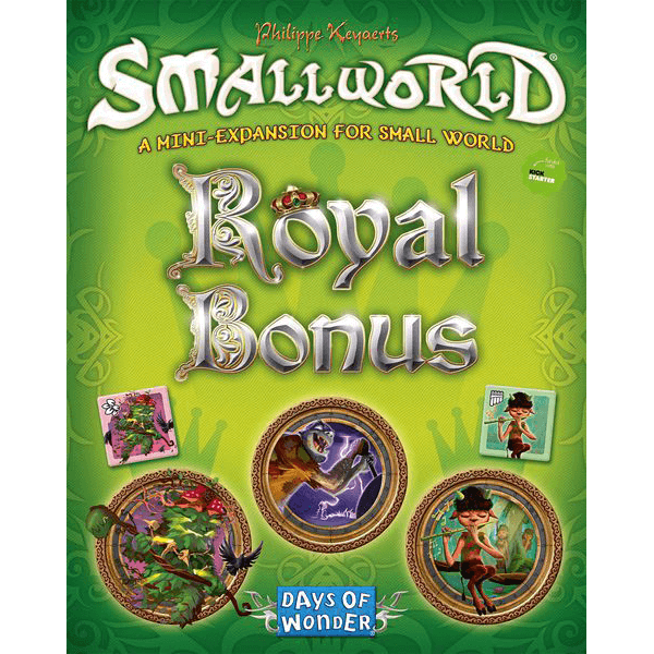Small World Expansion : Royal Bonus