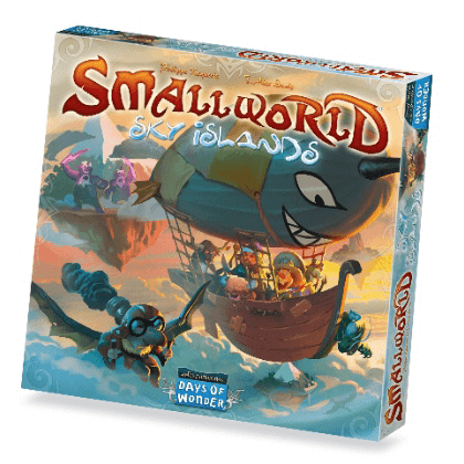 Small World Expansion : Sky Islands