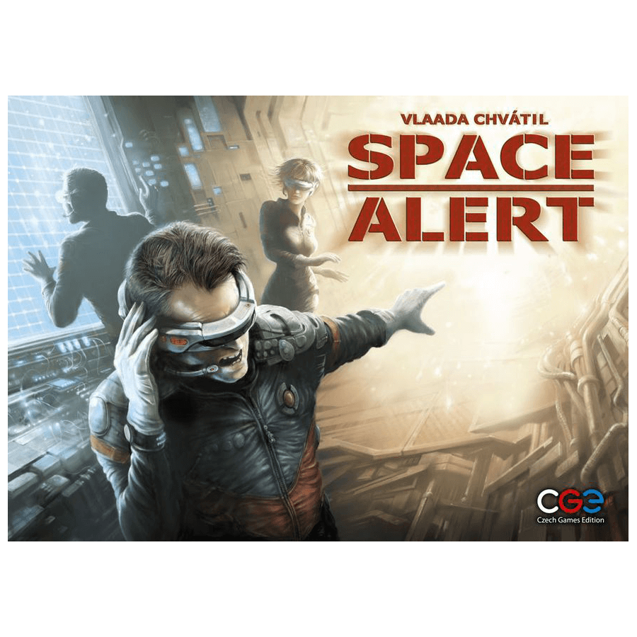 Space Alert (2nd ed)