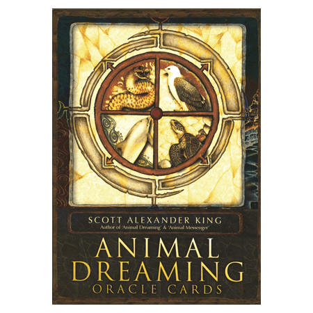 Tarot Deck : Animal Dreaming Oracle