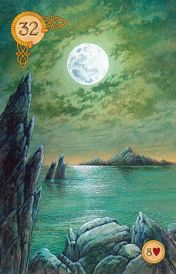 Tarot Deck : Celtic Lenormand
