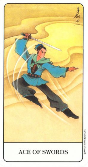Tarot Deck : The Chinese Tarot