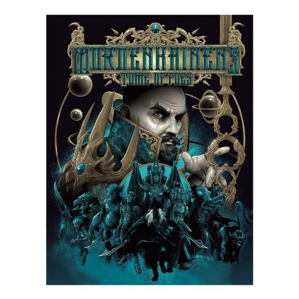 D&D (5e) Mordenkainen's Tome of Foes (Alt. Art Cover by Vance Kelly)