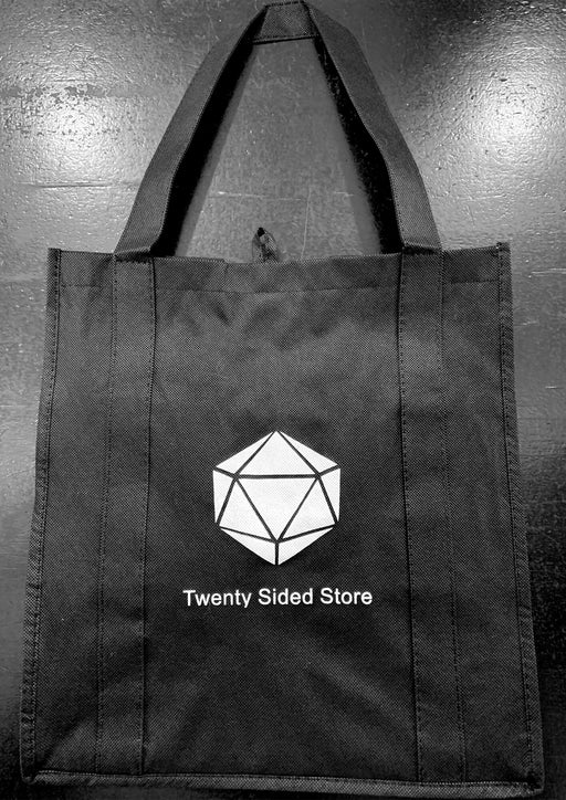 Tote Bag 20ss Logo : Black / White