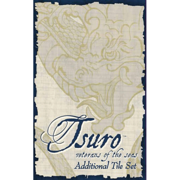 Tsuro of the Seas (Blue) Expansion : Veterans of The Sea