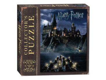Puzzle (550pc) Harry Potter : Hogwarts