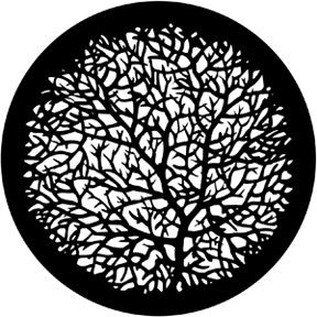77777 Bare Branches 2 - Steel Gobo Size B