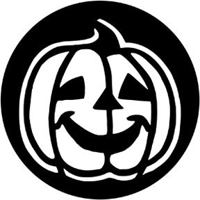 78105 Happy Pumpkin - Steel Gobo Size B
