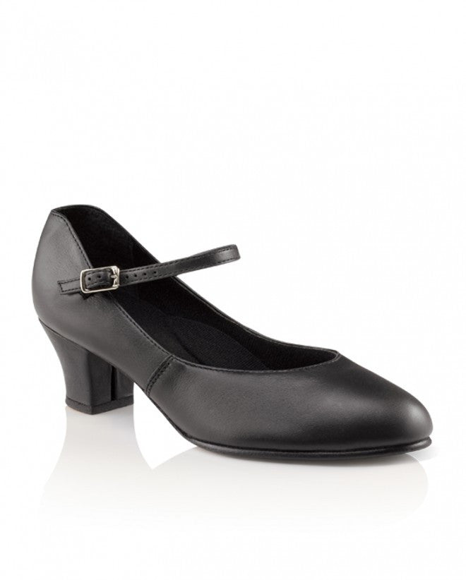 womens black character shoes performing arts supply