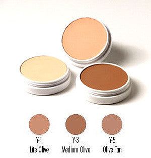 Ben Nye Creme Foundations - Olive Series