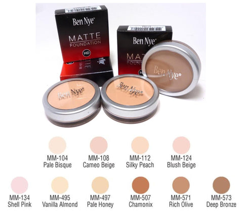 Matte HD Foundation - Modern Media Series