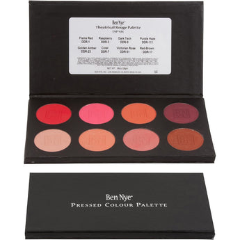 Ben Nye Theatrical Rouge Palette - ESP-924