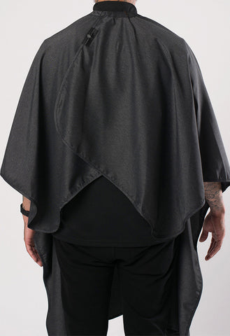 Barber Cape Back | Black Barbering Cape