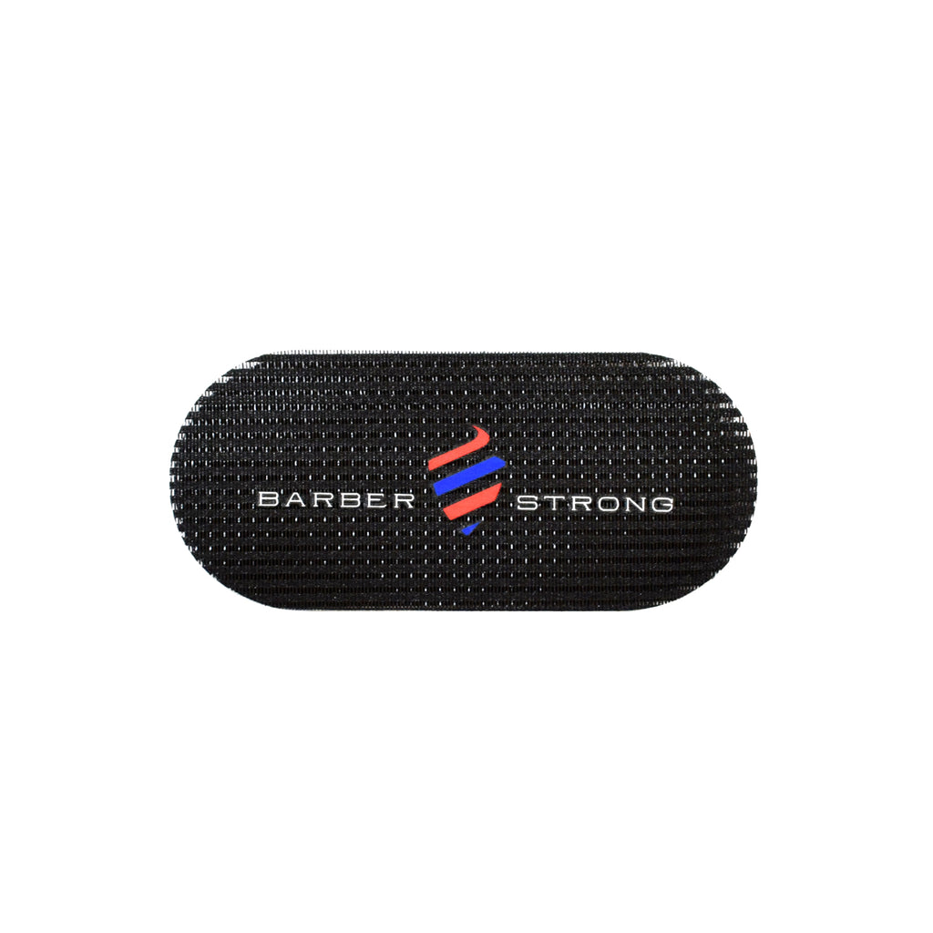 Barber Strong Hair Gripper with Logo