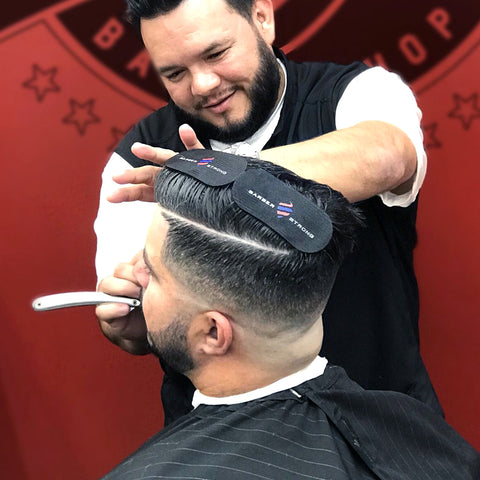 Barber Strong Gripper in Action