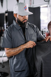 The Barber Jacket