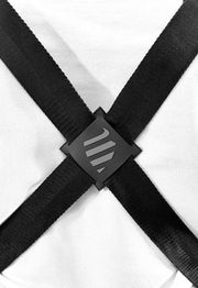 Barber Strong Apron Cross-Back Straps