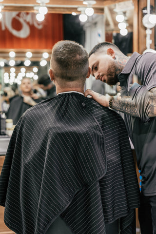 The Barber Cape