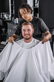The Barber Cape - Classic Collection