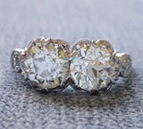 The Ettie (Old Euro Moissanite)