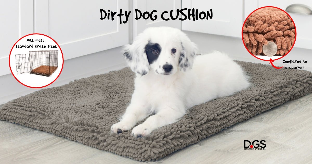 Dirty Dog Cushion Pad