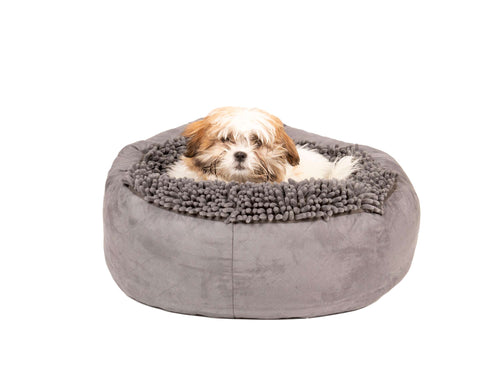 Dirty Dog Donut Bed