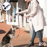 Carry your treats on your Gismo handle when you go for a walk with your dog. Keep regards handy!