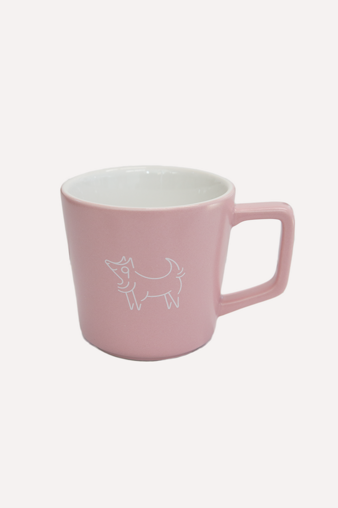 Little Wolf 12oz Mug