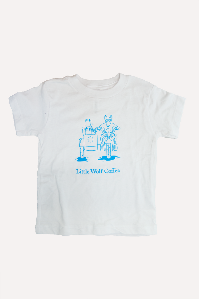 Little Wolf Toddler Shirt