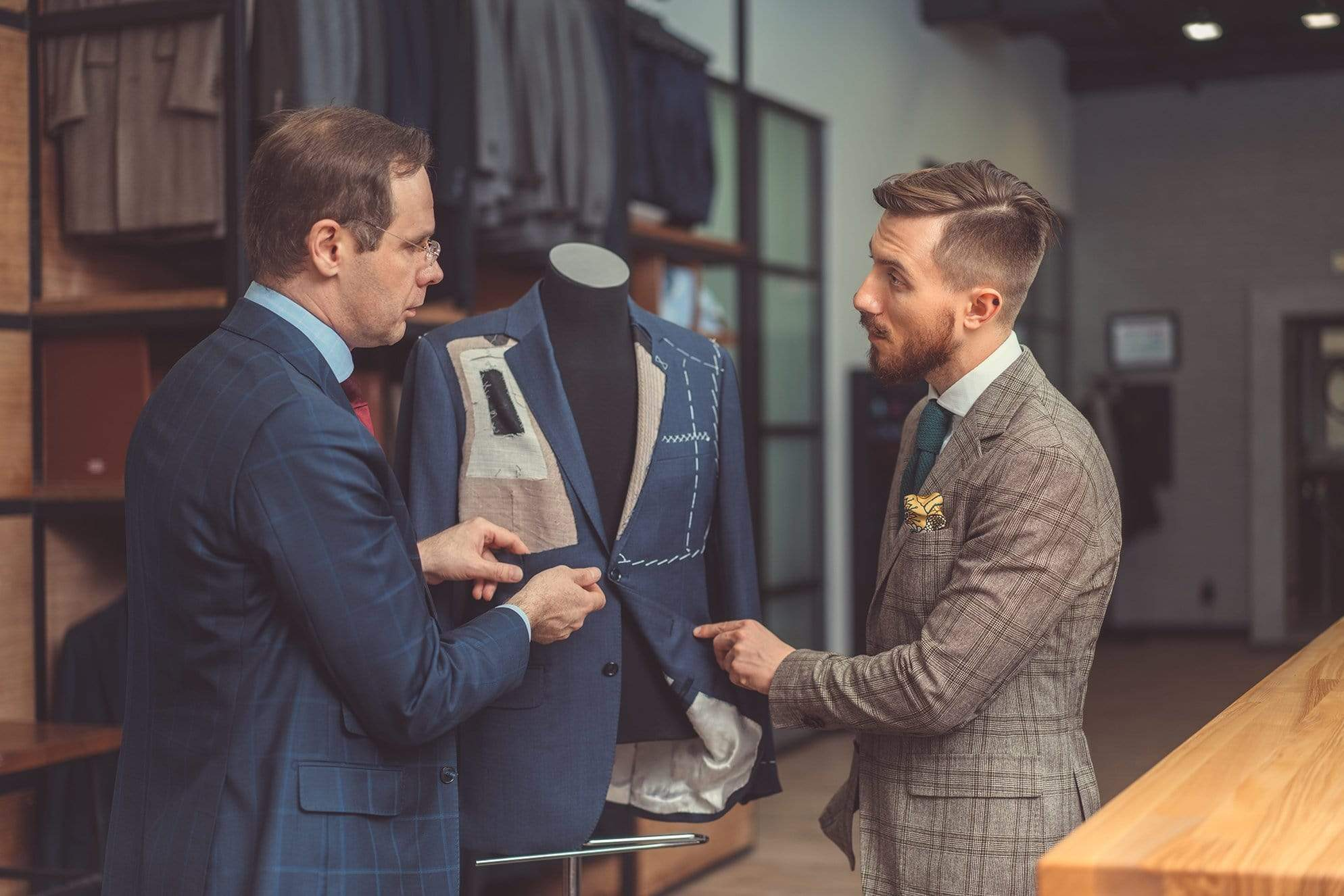 The Ultimate Guide; Bespoke vs. Made to Measure