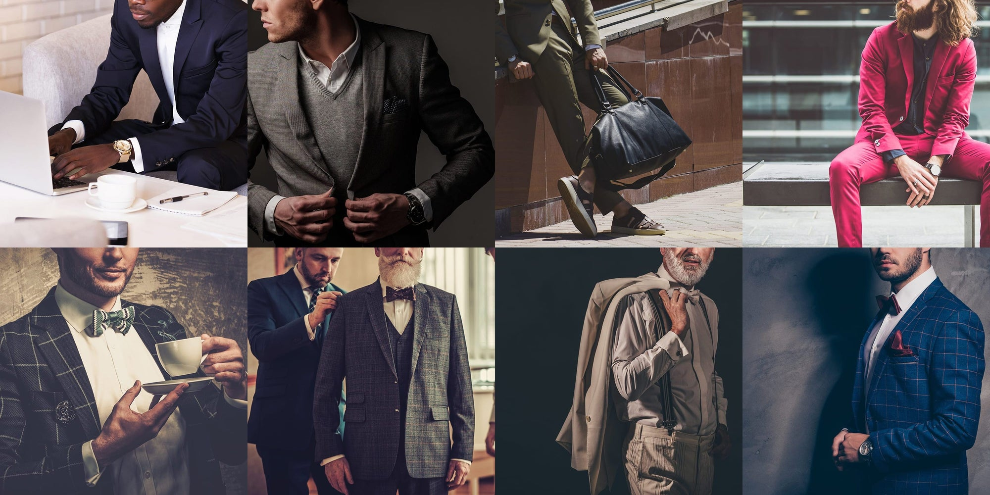 What Is Your Bespoke Menswear Fashion Persona?