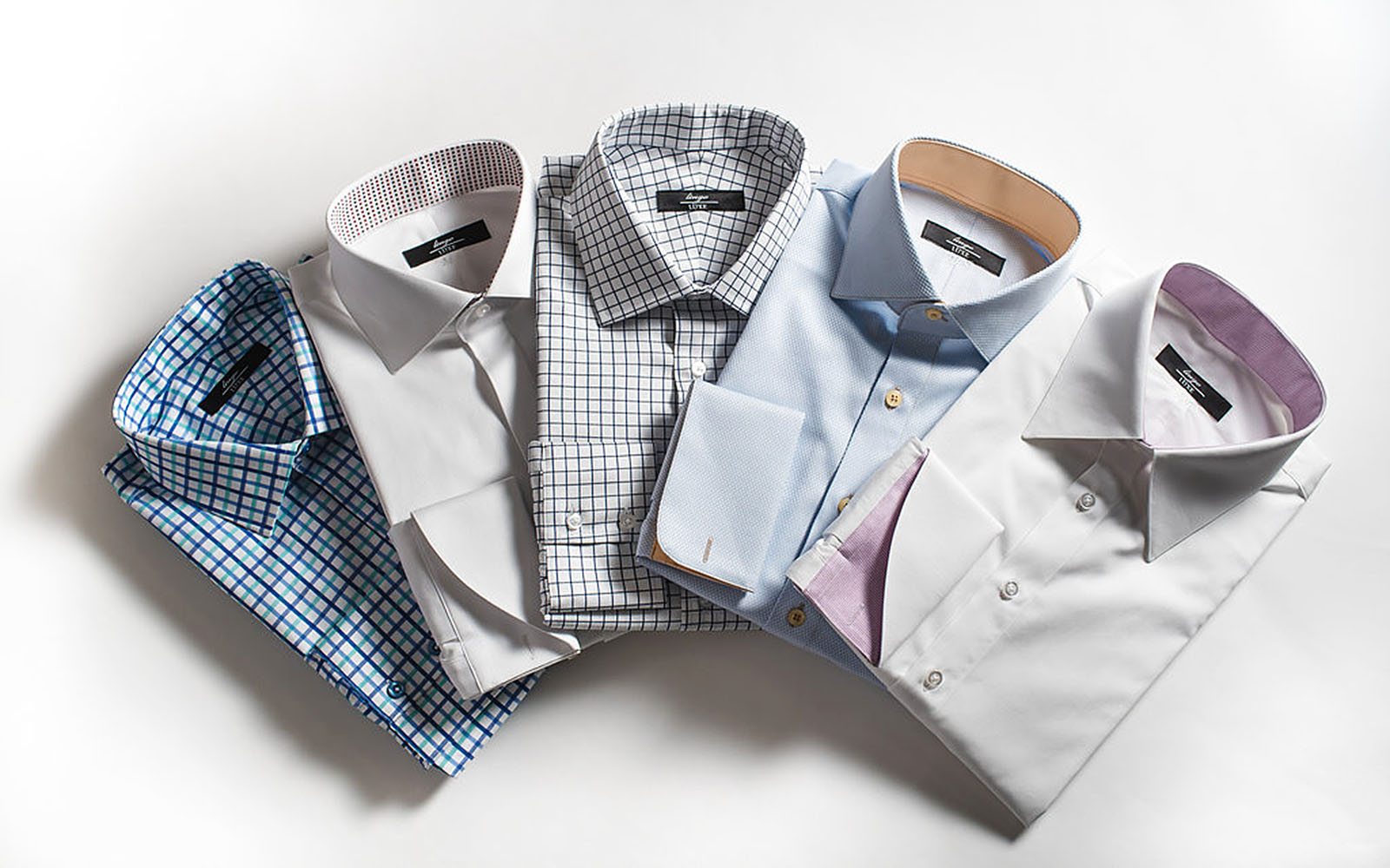 Business Basics Dress Shirts